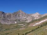 Crystal Peak in the Tenmile-Mosquito Range
