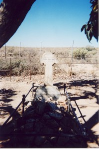 Along a remote dirt road in the Cederberg