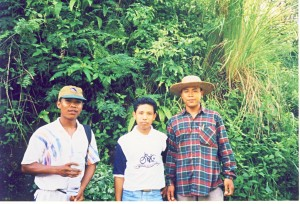Our guides on Bali.  Wayan is at right.