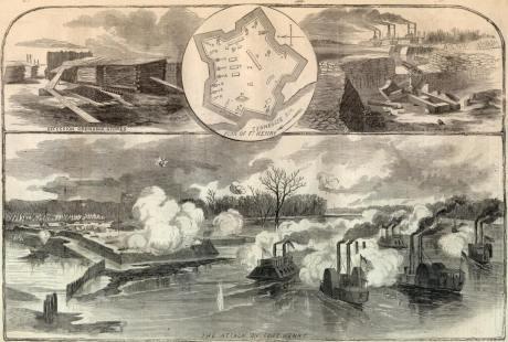 Harpers Fort Henry