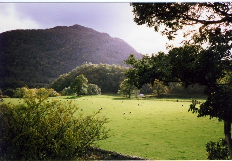 Borrowdale valley