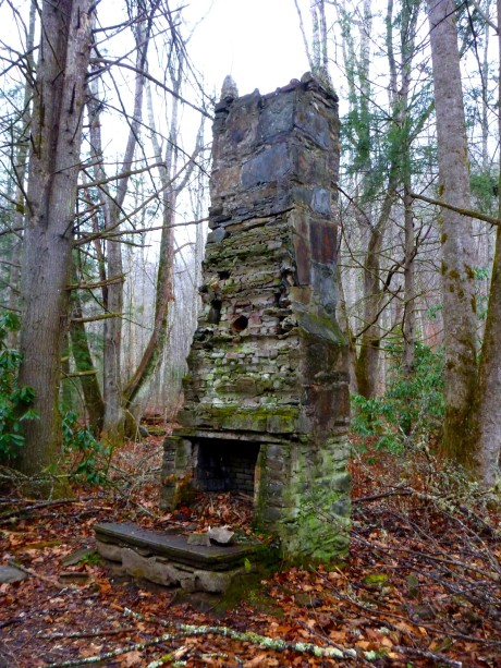 CCC chimney.