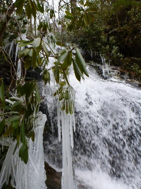 Nice icicles.