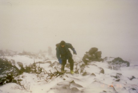 Summit of Mt. Madison