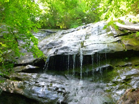 Cascade on Surry Fork