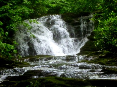 Tomahawk Falls