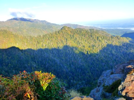 Horseshoe Mountain.