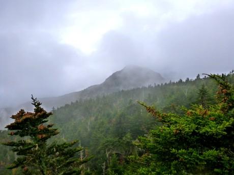 View from Calloway Peak.