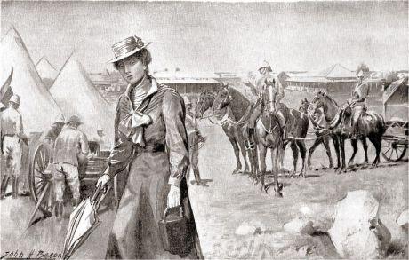 Lady Sarah Wilson.