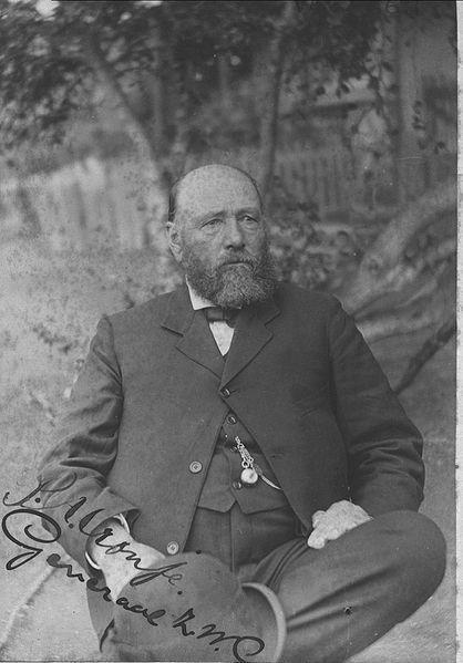 General Piet Cronje.