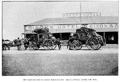 Dixon's Hotel