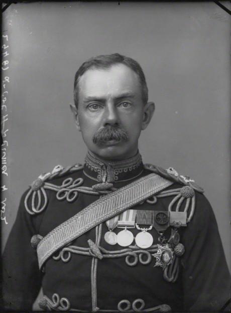 Col. Herbert Plumer, 1899.