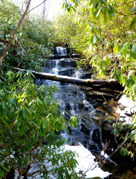 Ethelred Falls.