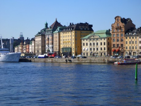 I will describe Stockholm in my next post.